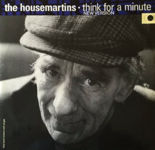 "Housemartins (The) - Think For A Minute (12"") (G++/G++)"